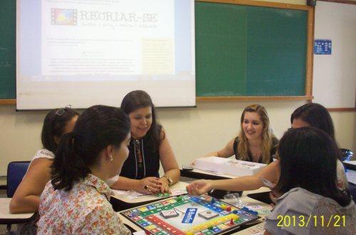 Banfisa ambienta discussão de metodologias ativas