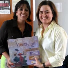 Dra. Gabriela Abreu, Associação das advogadas pela igualdade de gênero